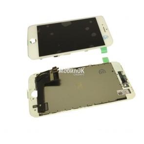 Дисплей для Apple iPhone 8 белый, Оригинал