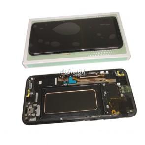 Дисплей для Samsung G955F Galaxy S8 Plus Midnight Black, в сборе, оригинал (GH97-20470A)