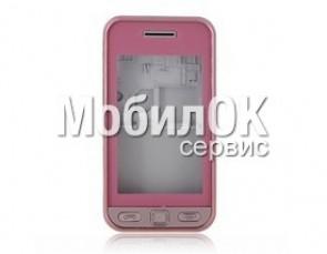 Корпус для Samsung S5230 AAA розовый