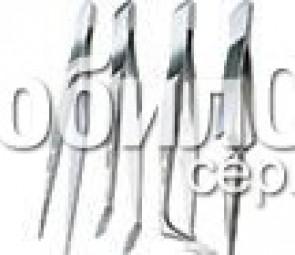 Набор пинцетов ProsKit 808-389 металлических (4шт)