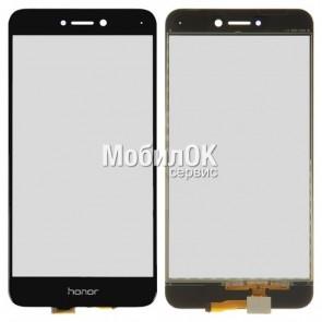 Сенсорный экран для Huawei P8 Lite (2017) черный