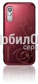 Корпус для Samsung S5230 бордовый AAA