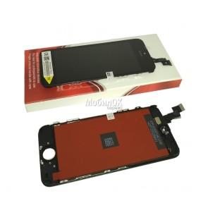 Дисплей для Apple iPhone 5C черный, с тачскрином High Copy