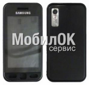 Корпус для Samsung S5230 TV/ S5233 черный AAA