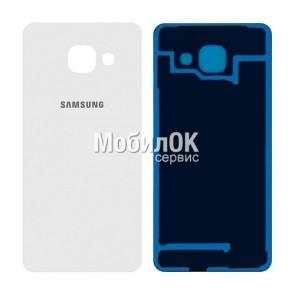 Задняя крышка для Samsung A310 Galaxy A3 (2016) белая
