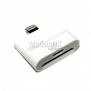 Переходник зарядки с Nokia, Samsung, iPhone 4 на iPhone 5