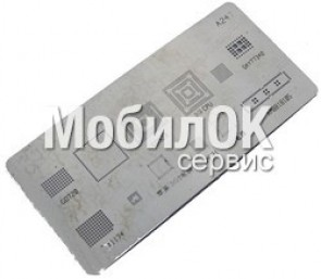BGA трафарет для Apple iPhone 3G/3GS 12 в 1
