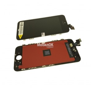 Дисплей для Apple iPhone 5 черный High Copy