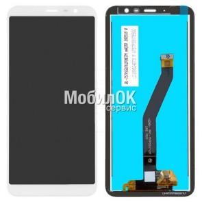 Дисплей для Acer S510 Liquid S1 Duo черный, с тачскрином