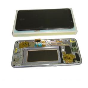 Дисплей для Samsung G950F Galaxy S8 Violet в сборе, оригинал (GH97-20457C)